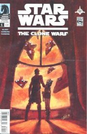 Star Wars Clone Wars #1 (2008) Dark Horse comic book